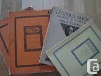 SOME BOOKS HAVE PIANO PARTS ALSO; MANY ARE VINTAGE FROM for sale  Saskatchewan