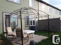 As the title states I have a 10 x 10 Dome Style Gazebo