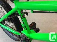 Selling used Haro 100.1 BMX Bike. Son used this bike