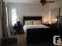 This beautiful apartment would make an ideal home for a