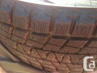 i have a set of tire and rims came from a land rover,