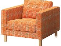 SLIPCOVER for IKEA KARLSTAD ARMCHAIR This auction is