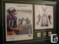 100th Grey Cup Winnipeg Blue Bombers Limited Edition
