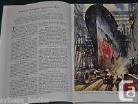 Selling is a 1942 magazine article about: USA War