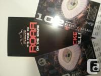 Selling 2 hard copy tickets to the 102nd Grey Cup