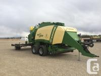 BP12130 2009 Krone BP12130 Square Baler - Large LOCATED