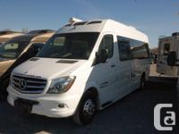 2015 Roadtrek RS22 Adventurous B-Class Camper Van which