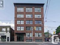 Overview Voted One Of Toronto's Best Hard Lofts!