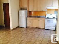 Renovated 2 bedroom apartment at 375 Westmount Ave.