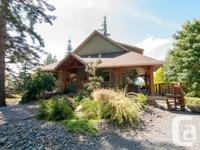 Amazing estate home situated on 1 acre, private as well