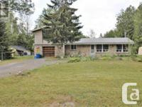 Overview Extraordinary Opportunity! Detached Home On