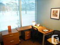 Fully furnished offices starting at $1079/month Plus 4