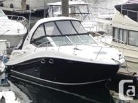 2007 Sea Ray 290 SundancerThis 2007 Sea Ray 290