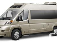 SALE PRICE $99,868.00! Built on the Ram ProMaster