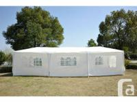 I can deliver or meet up 10ftx30ft Party Tent Gazebo