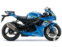 NEW 2015The Suzuki GSX-R600 continues its dominance in