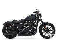 If you thought the Iron 883 Motorcycle couldn't get any