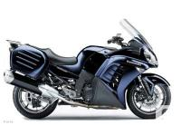 Equipped with saddlebag liners & GPS