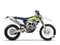 The most powerful engine in the Husqvarna Enduro