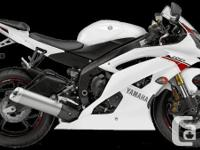 SAVE $500.00!!! 2015 YAMAHA YZFR6The R6 was born on the