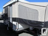 2016 Coachmen Clipper Camping Trailers 107LS The all