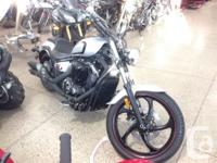 The 2015 Stryker, a machine designed to be ridden...