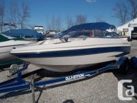 2000 Glastron 185 Bowrider 18' with 4.3 Volvo Penta I/O