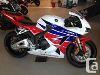 This is a real head turner!A modern sportbike can be an