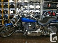 """Fully Accessorized Softail """"Deuce"""" and real"""
