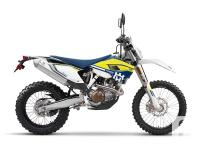 The FE 501 S is the pinnacle of Enduro Extreme Power in