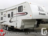 Description: The 2004 Prowler 25BHS, by Fleetwood RV,