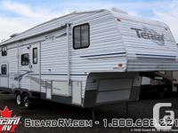 Description: The 2004 Terry 295BHS, by Fleetwood, has
