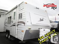 Awning, Dinette Booth, Sofa Bed, Ceiling Fan, Furnace,