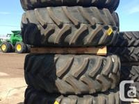 600/65R38 2014 Firestone 600/65R38, Tires & Tracks, Set