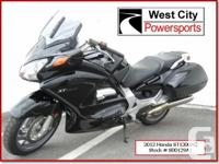 2012 HONDA ST1300AC The best of Both Worlds.