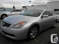 Nissan Altima. Barrels of fun!! This awesome Nissan is