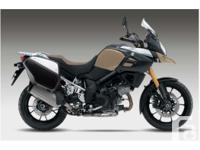 2014 Suzuki DL1000When size, weight, power, and