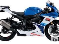 New GSXR600 - taking deposits now !The Suzuki GSX-R600 for sale  British Columbia