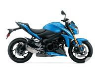 2016 GSX-S1000 The Pure Sport Roadster. From the DNA of