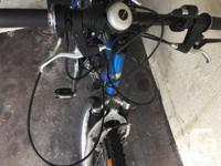 Year 2015 Amazing and great condition motorized bike