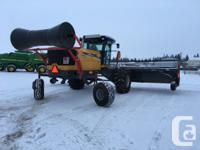 WR9740 2012 Challenger WR9740, Windrowers, 620X26,