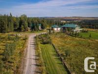 Exceptional 10 Acre Place in Sibbald Creek. Private as