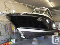 Just In!! 2013 Monterey 280SY Sport Yacht. Powered with