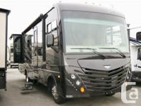 There are motorhomes on the market today that are built