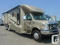 Check out the brand new 2016 Winnebago Aspect 27K! Has