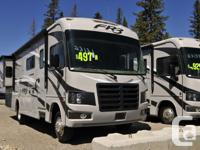 2015 Forest River FR3 30DS The FR3 crossover motorhome