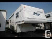 Description: 2003 Springdale 245 FWRLLS, aft living