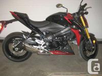 *** Deal Pending *** INCLUDES 5yr SUZUKI WARRANTY From