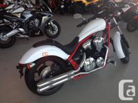 WOW! This bike screams with character! Call for quote