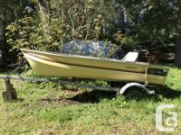 Boat, motor and trailer purchased as a unit in Victoria